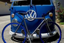 VW BLUE / by Jose Ramon Cruz Reyes