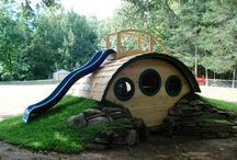 Kids playhouse / by Brooke Sias