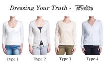 Types of white