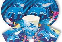 Ryann Turns 4 - Dolphin Party