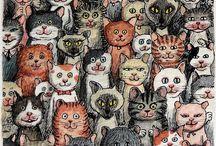 cats / neko 猫