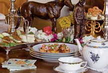 Kentucky Derby / Create an inspiring afternoon tea menu with these recipes.