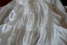 robe de baptéme anciennes