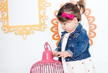 Tadpole and Lily! Pin it to Win It! / This company has adorable headbands, bows, ties and bowties in a large variety of colors and patterns.