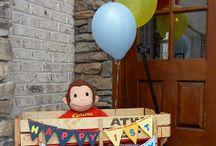 Arlo's 1st birthday party