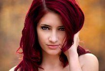 Hair  / by Maddie Halder