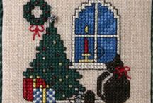 Cross Stitching for Christmas / by Donna Kruchten