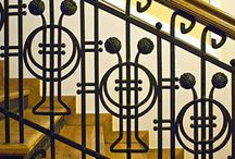 Architectural Details: Staircases / by Royce M. Becker