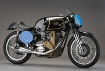 Cafe Racers / Motorcycles