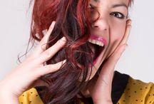 Cabellos expresivos / Formas diversas de expresarse a través del cabello