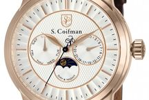 S. Coifman Watches