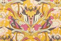 fabrics and prints / by Marty Evans