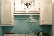 Laundry/Mud Room / by Michelle Leavitt