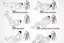 Workouts etc