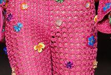 roupas de croche