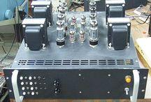 how to make a vaccum amplifiers