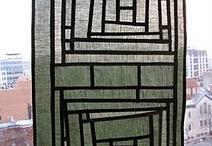 glas in lood quilten