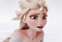 Elsa / Just for fun and she is beautiful