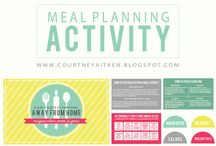 Meal Planning / by Sandy Jasper