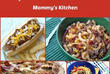 Freezer, Canning and Meal Planning / Food Prep and Preservation