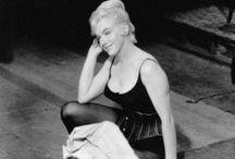 Marilyn / by Sparkly Ragz