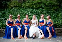 UVA Weddings / Hoo's celebrating at Boar's Head! How UVA Alums infuse Cavalier pride into their big day.