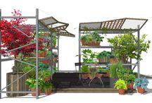 Jardins, jardin aux Tuileries - Paris 2016 / Découvrez notre partenariat avec Antoine Ruellan, Paysagiste que nous accompagnons dans ses projets en fournissant notamment les végétaux.