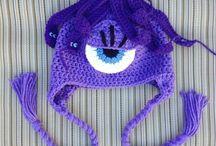 Crochet - Hats / by Sherry Thompson
