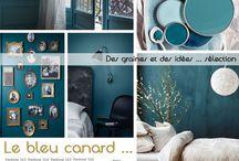 Bleu chambre