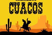 Caballos Cuacos / Diseño de caballos cuacos