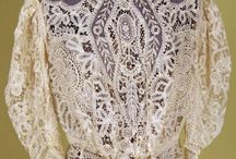 1900s blouses