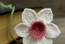 flores de croché