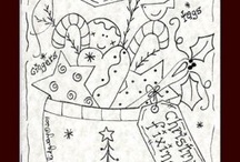 Christmas/Winter Designs and Patterns