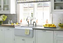 New kitchen ideas! / by Teri Lynn McAllister Bjornlie
