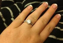 Just got engaged! I love my ring!