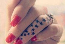 Tattoos / by Beste Ozer