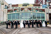 Wedding: Asbury Park  / September 2014 wedding