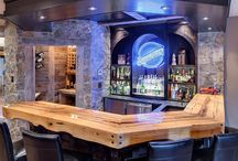 Basement Bars / One day !!! We will build it