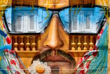 Eyewear Art & Illustrations
