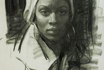 Art Instruction / Various art techniques and lessons
