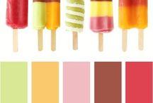 Colour Palette / inspiration
