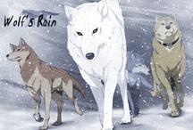 Wolfs rain❤️