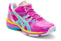 Netball shoes..*