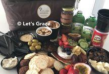 Let's Graze / Antipasto to share