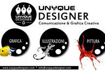 Unyque Designer / Comunicazione e Grafica Creativa