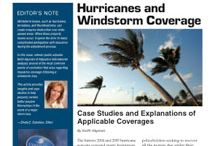 Hurricanes / What to do before, during and after a #hurricane as well as insurance claim information pertaining to these types of claims for home and business owners.