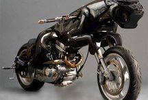 Motos speciales