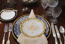 Dinnerware glassware decor