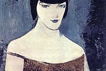 Kiki De Montparnasse / My personal Muse, me, in another life!