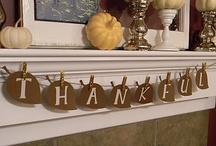 Thanksgiving / by Carri Strom